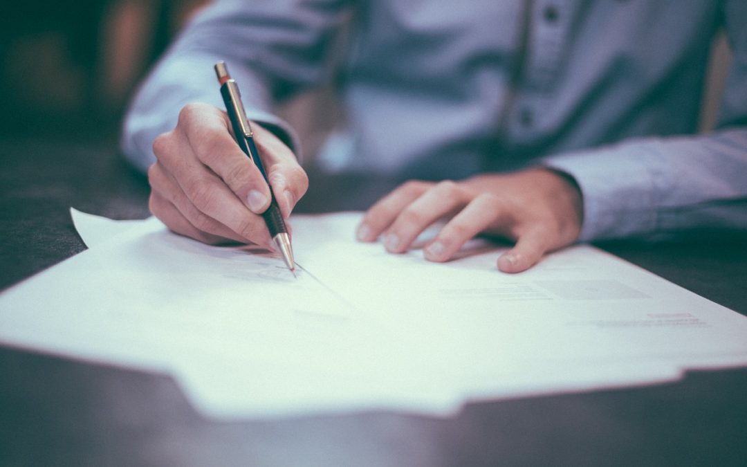 Who Should Sign the Financing Documents?