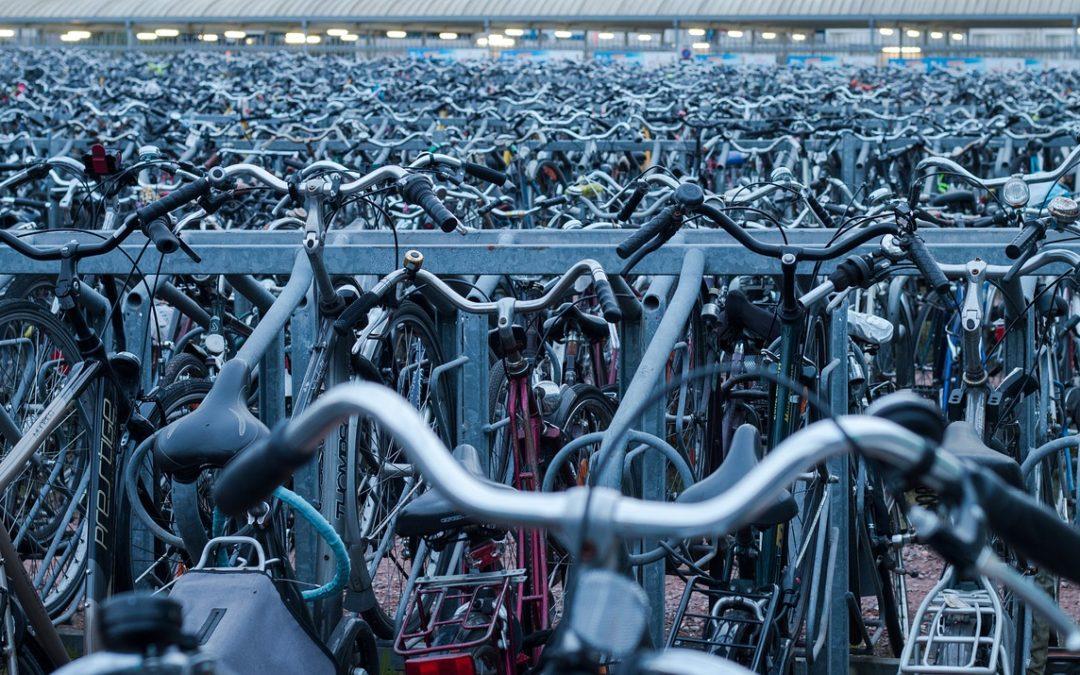 Overcoming the Bike Rack Effect