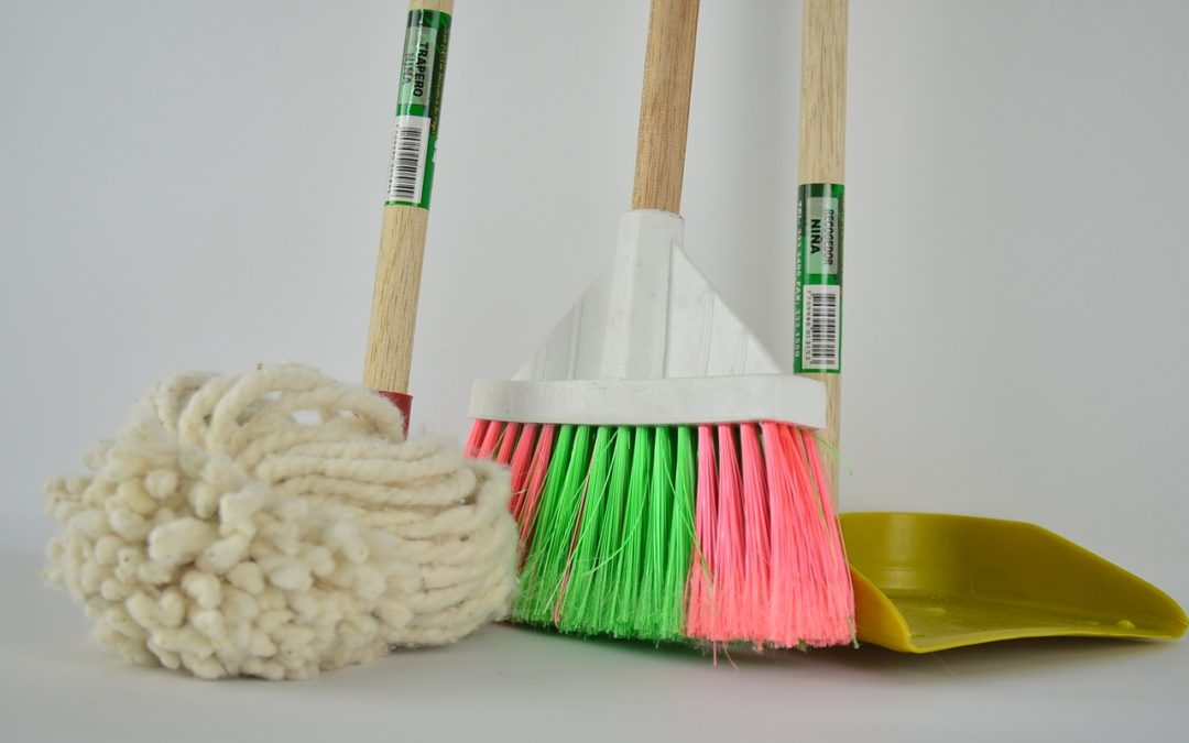 4/1 – April's a Good Month for Legal Housekeeping (Not an April Fool's Joke)